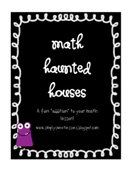 Math Haunted Houses