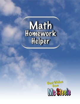 Math Homework Helper