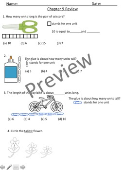 Math In Focus Chapter 9 Assessment Review