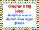 Math In Focus Grade 2, Chapter 5 Posters and Vocabulary Packet