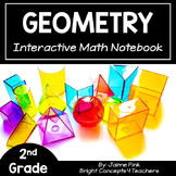 Math Interactive Notebook: Geometry