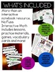 Math Interactive Notebook and MORE! 1st Grade Unit 3