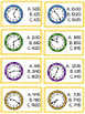 Math Intervention Game--Telling Time