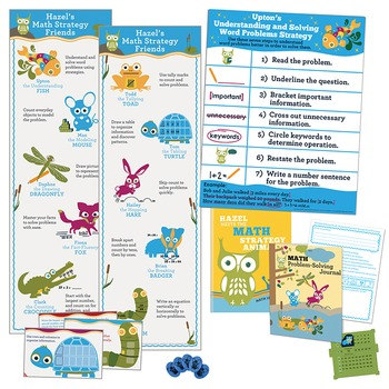 Math Intervention Kit {Tutoring or Homeschool Option}