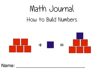 Math Journal: How to Build Numbers