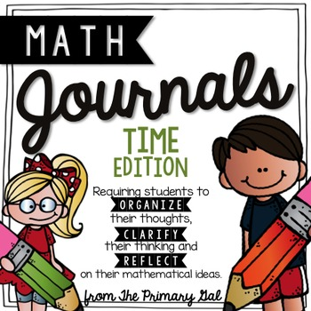 5th Grade Measurement & Time Math Journal