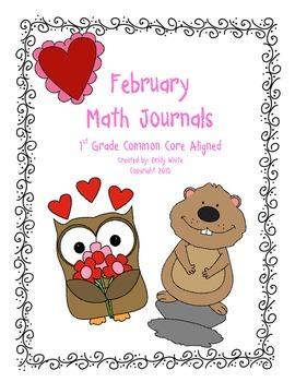 Math Journal Prompts February