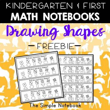 Math Journals: Drawing Shapes