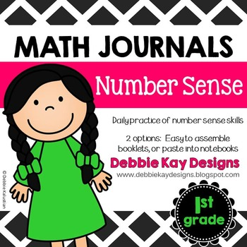 Math Journals:  Number Sense