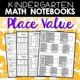 Math Journals: Place Value Printables-Kdg