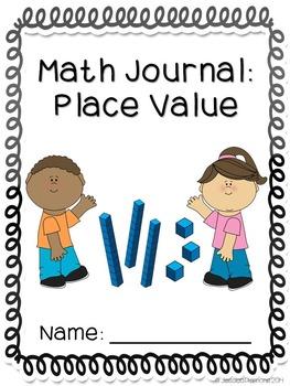 Math Journals: Place Value