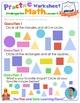 Math LESSON 13 ~ VIDEO & PRINTOUT ~ Two-Dimensional Shapes