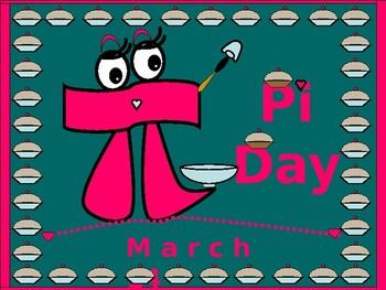 Math Lab Pi Day