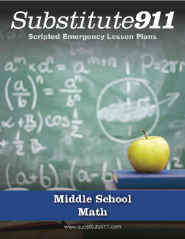 Math Lesson Plans for Substitute Teachers