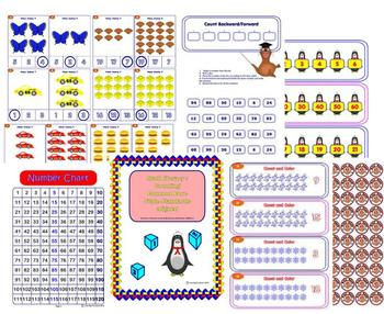 Math Literacy : Counting - Common Core State Standards aligned