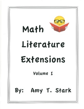 Math Literature Extensions - Common Core Friendly