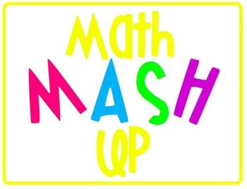 Math MASH Up! Making Math Workshop Work for You! (White Ba