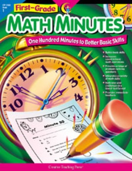Math MInutes-First Gradde