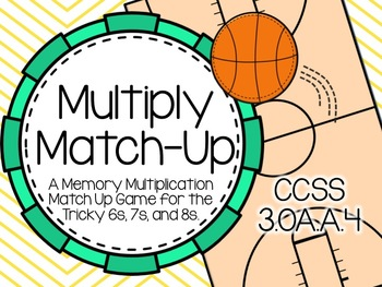 Math Madness: Multiply Match-Up