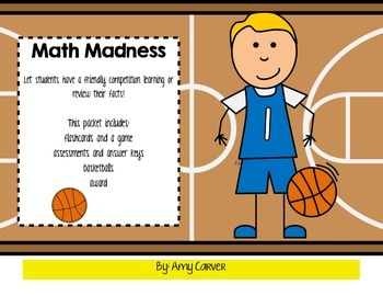 Math Madness- Subtraction