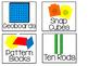 Math Manipulative Labels {Squared}
