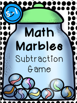 Math Marbles Subtraction