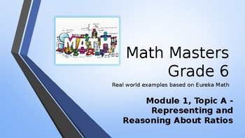 Eureka Math (Engage NY) Introductory PowerPoint - Gr 6, Mo