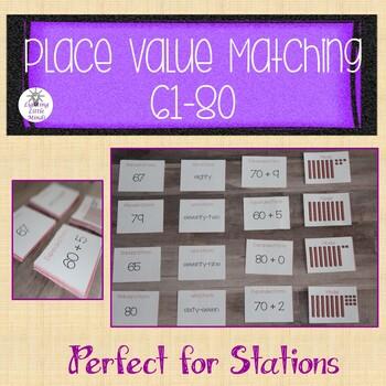 Math Mat Matching 61-80