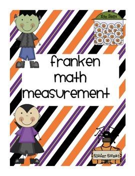 Math Measurement Game