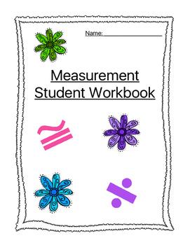 Math Measurement Workbook