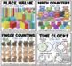 Math Mega Bundle Clip Art (16 Sets 650 graphics) Whimsy Wo