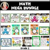 Math Mega Bundle grade 2