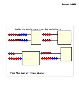 Math Message Week 5