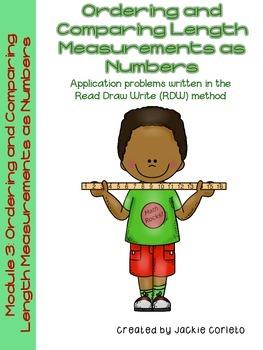 Math Module 3 Application Problems