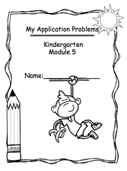 Math Module 5 Common Core Kindergarten Expansion Pack: NYS