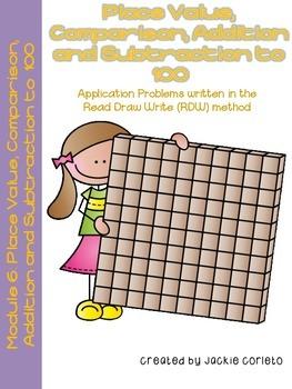 Math Module 6 Application Problems