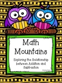 Math Mountains - Flashcards and Practice for the Primary Grades