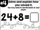 Math Movers: Christmas Monsters Edition