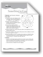 Math Multiples (Ten-Minute Activities)