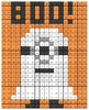 Math Mystery Picture Halloween Addition Subtraction Multip