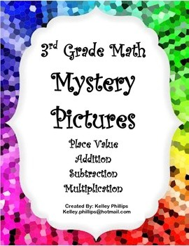 Math Mystery Pictures