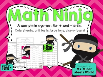 Math Ninja (Math Facts)