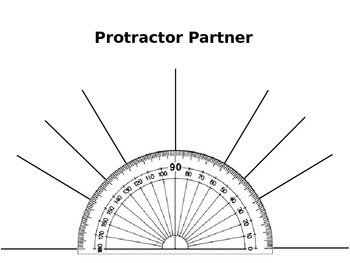 Math Partner Protractor