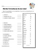 Math Place Value Worksheets with Fun Riddles