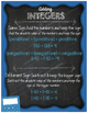 Math Posters: Integers Posters