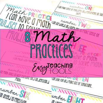 Math Practices Standards
