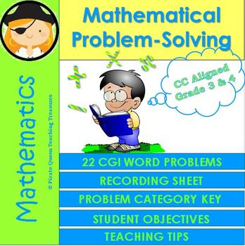 Math Problem-Solving: CGI Designed Problems