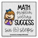 Math Problem Solving Steps