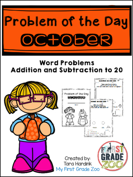 Math Problem of the Day - October