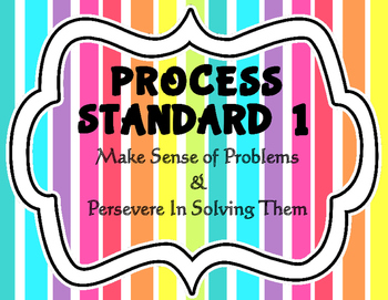 Math Process Standards